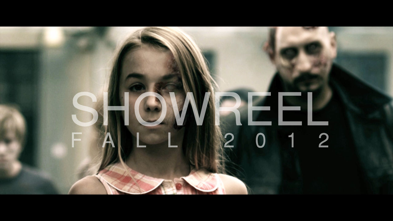Lucas Pettersson VFX Showreel Fall 2012