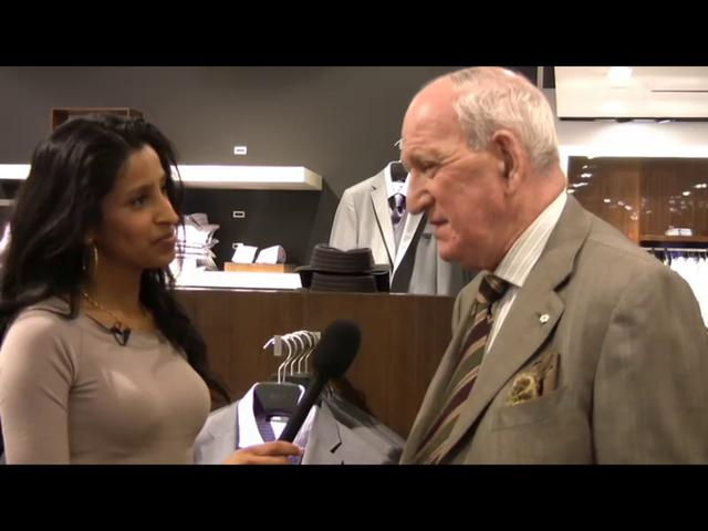 Video | Spring Trends with Harry Rosen