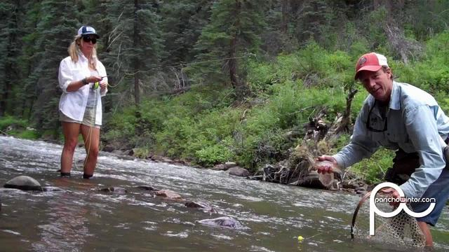 Telluride fly fishing guide pancho winter charly silver for Telluride fly fishing