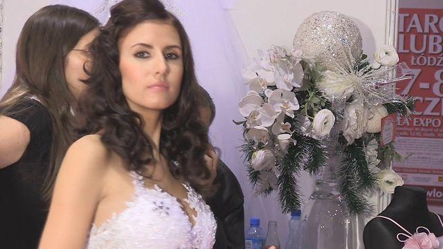 Targi Ślubne Łódz 2012 - Hala EXPO