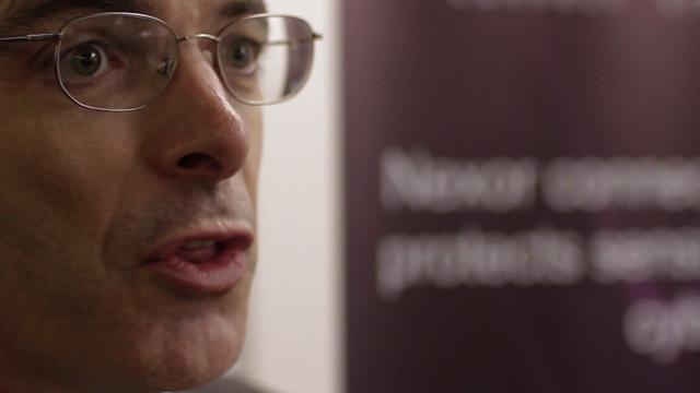 Colin Robbins of Nexor Ltd interviewed by the mimovi team