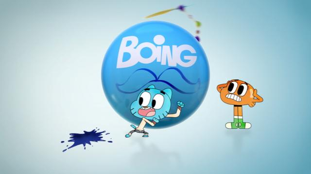 Gumball kinder (continuidad Boing)