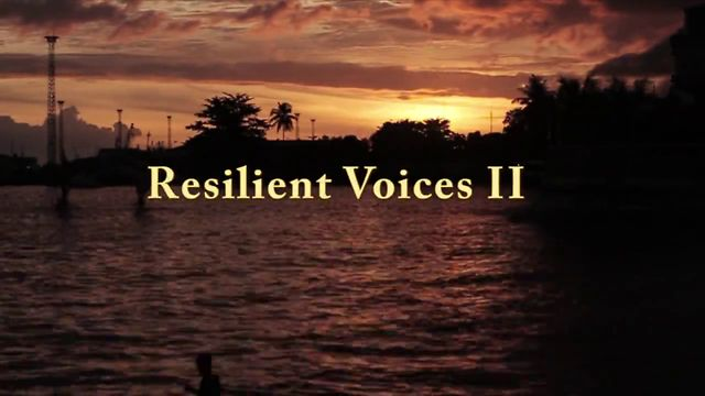 Resilient Voices II