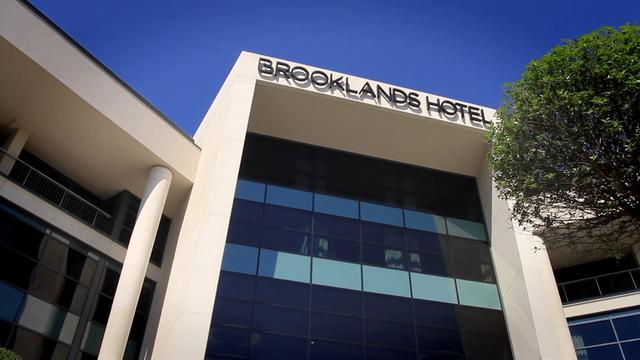 Brooklands Hotel by Pepper Rafferty