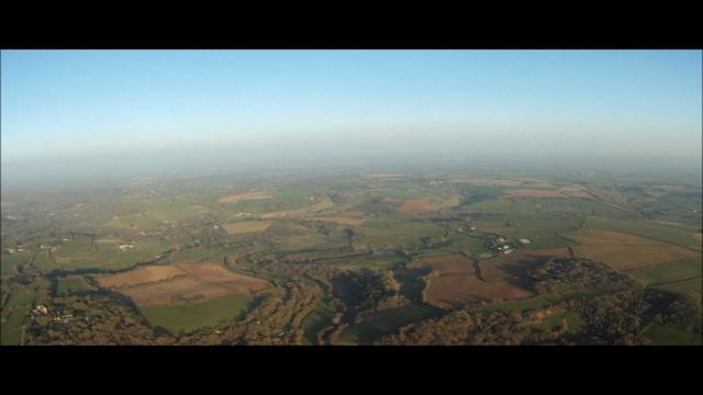 BWS Balloon Flight From Bath 28-03-2012 PM