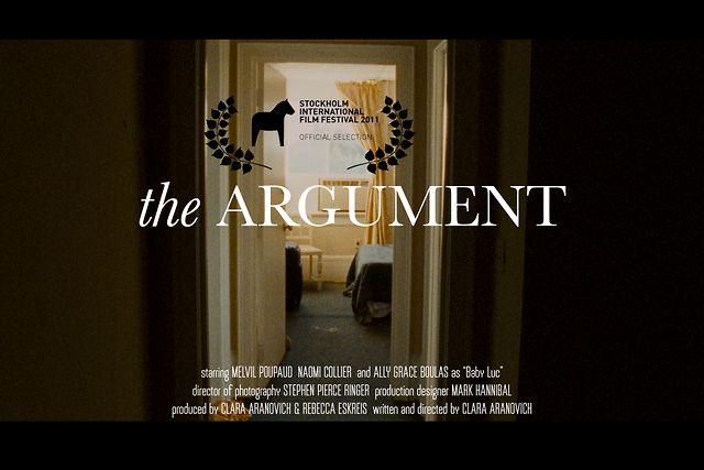 The Argument -- Trailer