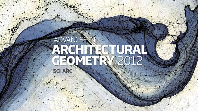 "SCI-Arc Presents ""Advances in Architectural Geometry"" Film, Centre Pompidou, Paris"