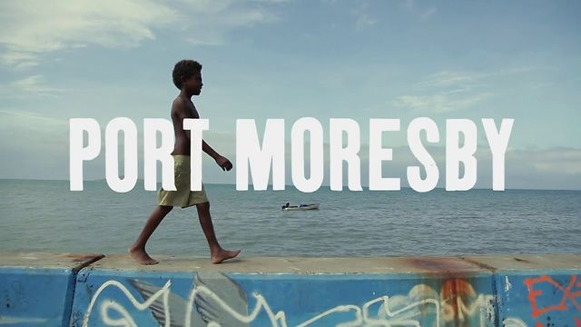 PortMoresby(Papua New Guinea Introduction Movie)