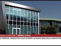 Presentata alla stampa la nuova sede della BCC Monte Pruno