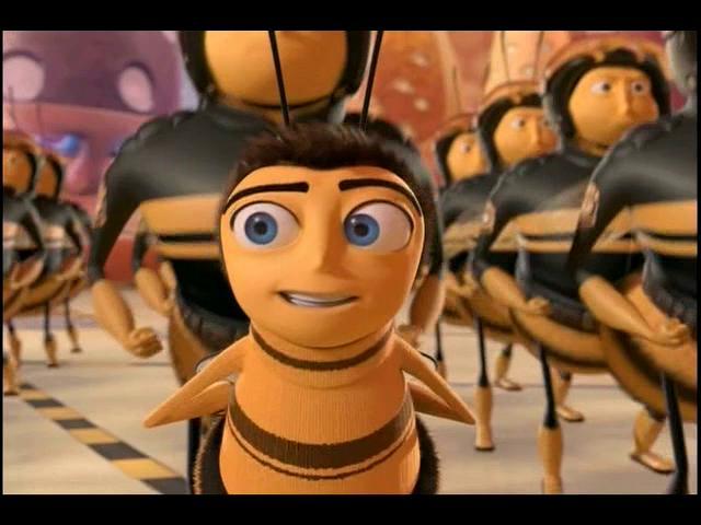 BEE MOVIE TV :30 Spot