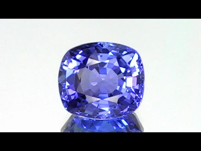 gemselect blue tanzanite on vimeo