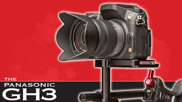 Zacuto's First Look at the Panasonic Lumix GH3