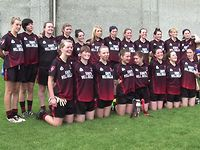 St Kevin's win Louth Ladies IFC