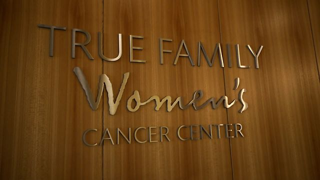 Homestretch stories - True Family Women's Cancer Center