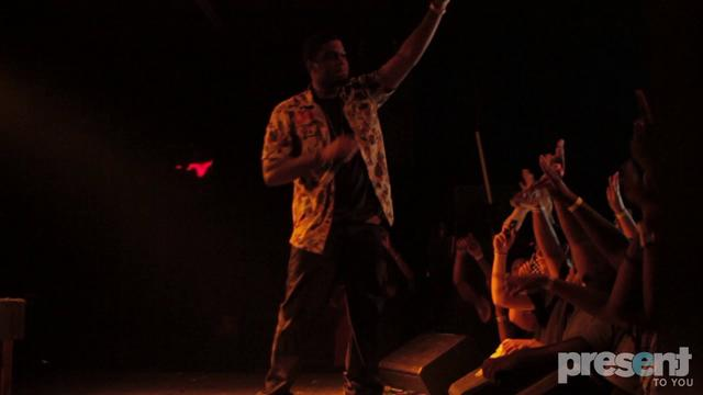 "Big K.R.I.T.  performs ""Live From The Underground"" and ""4eva And A Day""  