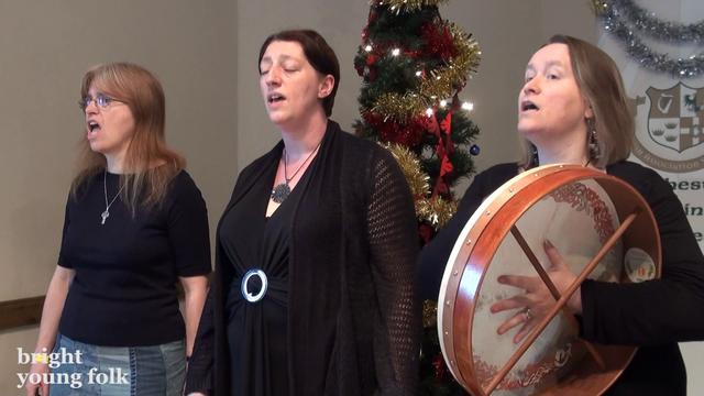 The Bailey Sisters sing Gaudete
