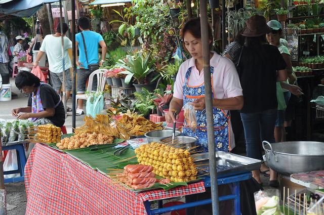 Chatuchak Market (HD)