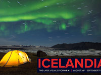 ICELANDIA - Time-lapse Visuals from 64° North