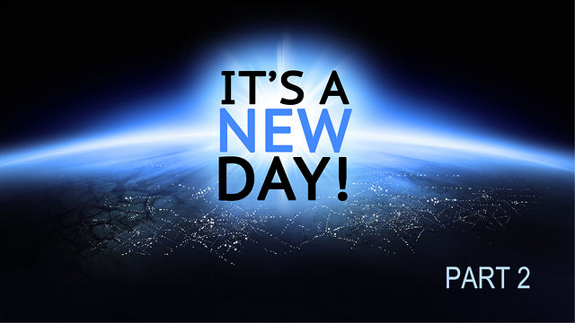 "September 16 2012 ""It's A New Day"" Part 2"