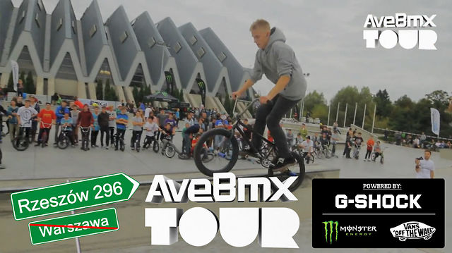 AVE BMX TOUR 2012 powered by G-SHOCK: Rzeszów trip