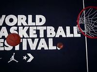 WORLD BASKETBALL FESTIVAL // PARIS 2012