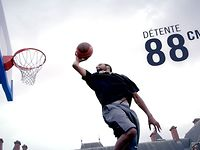 WORLD BASKETBALL FESTIVAL // Dunk Contest