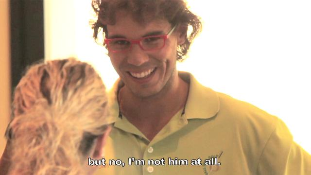 PokerStars, I'm not Rafa [Viral]