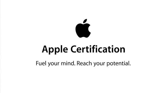 Apple Certification Video