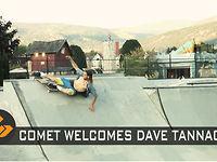 Comet // Welcomes Dave Tannaci