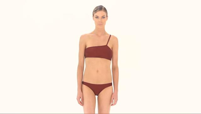 miskini ss11 12 jewel collection nardia bandeau bikini