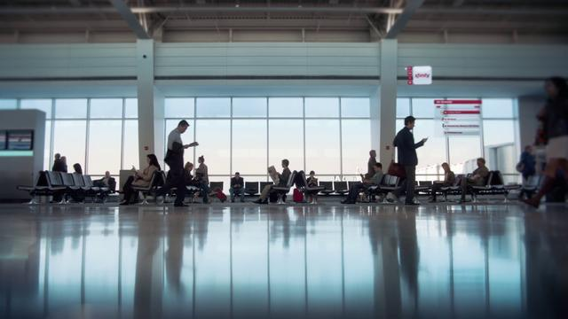 "Comcast XfinityTV ""Airport"" Director's Cut"