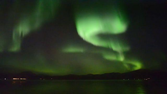 Real Northern Lights - HVGJ