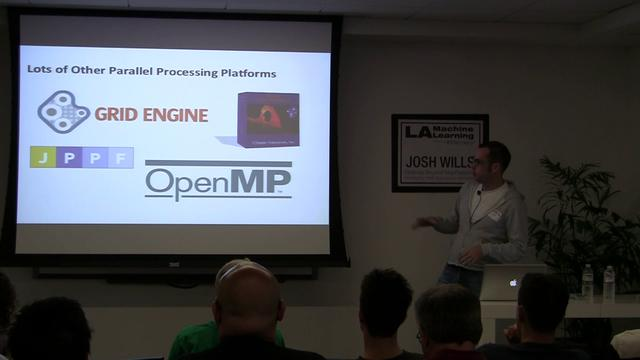 Josh Wills - Hadoop Beyond MapReduce: Developing YARN Applications with Kitten