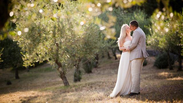 Meagan & Timothy's wedding @ Cascina de' Fagiolari