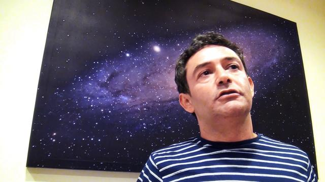 Alberto Jiménez, Director del Observatorio Astronómico de Borobia en El Hueco - Coworking