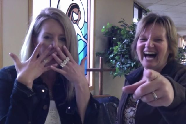 WJOF Church Rep Video message from Jodi & Lisa for the Alive 2012 ...