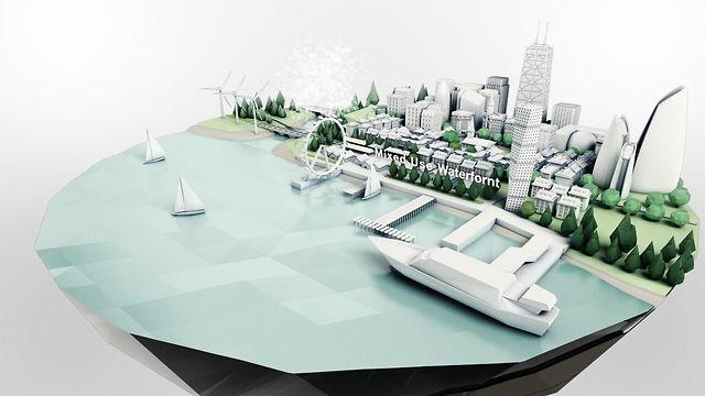 Port City Development |港口城市的發展過程