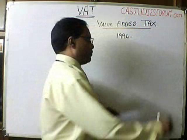 Vat Video part 1 Full VAT concepts Covered. Wait for part 2