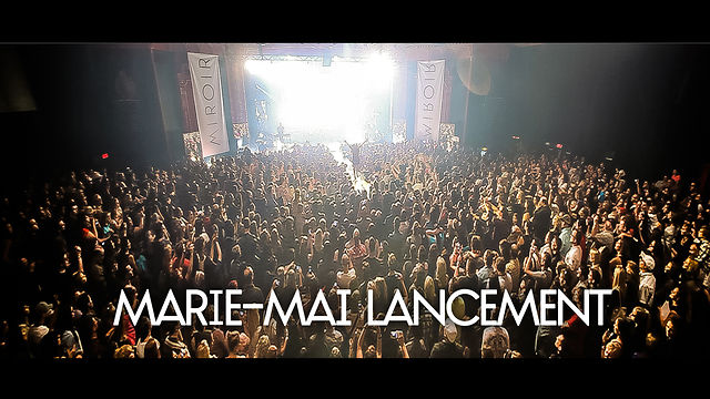 Marie mai lancement miroir 17 septembre 2012 on vimeo for Marie mai miroir download