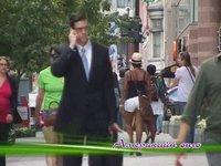 """""""Америкийн өнгө"""" ТВ нэвтрүүлэг, С.Буджав, Вашингтон хот (2012-09-24)"""