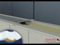 Wachs und Fett Trennschicht Sprühsystem - Wachs and fat barrier System von Spraying Systems