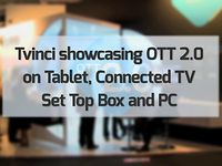 Tvinci -IBC 2012 - Showcase