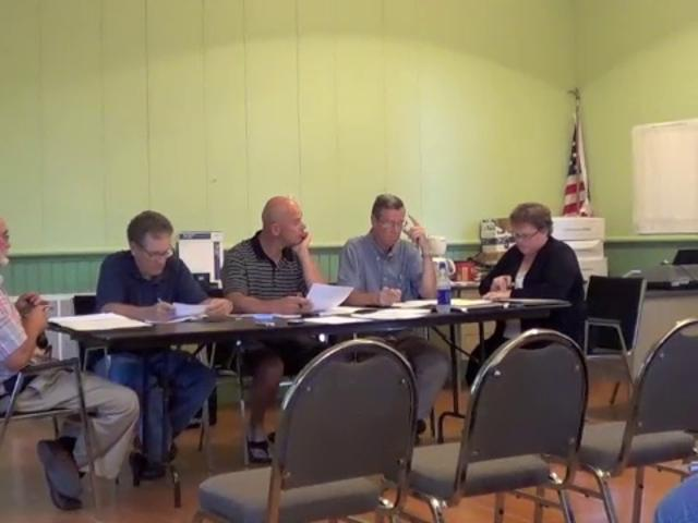 9-05-2012 Joyfield Township Board meeting on Vimeojoyfield township