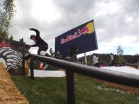 Hot Dawgz & Hand Rails - Bear Mountain 2012
