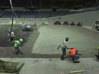 Ardelis Concrete - Memorial Coliseum Project - Portland, OR