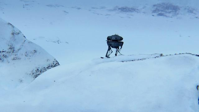 Image result for probe droid hoth