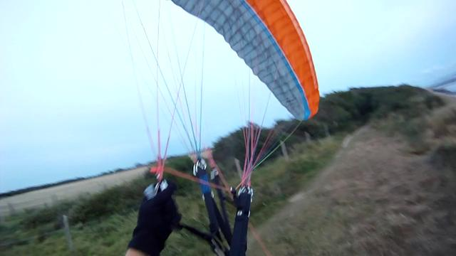 Stubbington - Stupid Launches Paragliding
