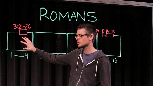 Bible in Five: Romans 5-16 | Blackhawk Church