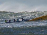 Na Wahine O Ke Kai Paddle Out 2012