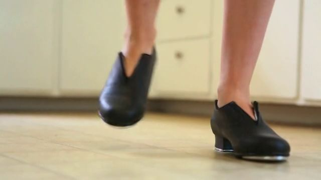 Jamie Pressnall's Tap Shoes | The Muse